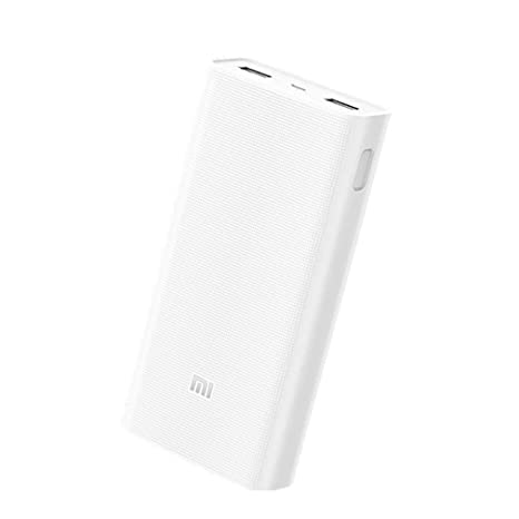 VHNVHN 20000mAh Xiaomi Power Bank 2C USB Carga rápida 3.0 ...