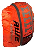 Cheap AWE AWEBright 3M Scotchlite Hi Viz Waterproof Rucksack Backpack Cover Neon Orange