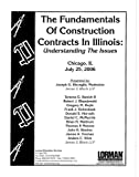 img - for The Fundamentals of Construction Contracts: Understanding the Issues book / textbook / text book