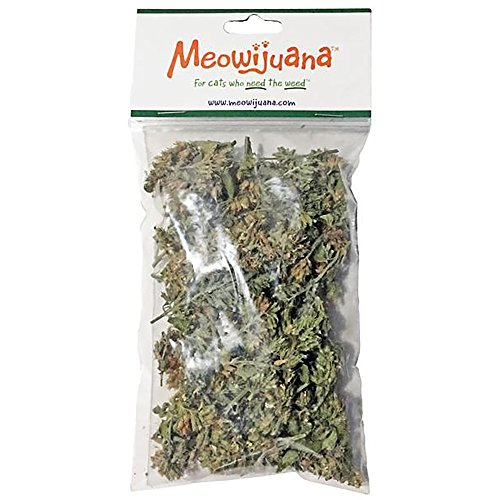 Meowijuana Grand Daddy Purr Refill Bag - Stuffed Cigar
