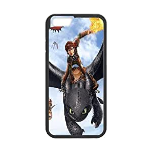 Lovely How to Train Your Dragon Phone Case For iPhone 6,6S Plus 5.5 Inch B56005