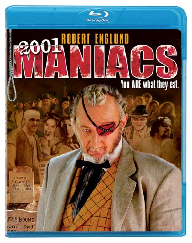 2001 Maniacs [Blu-ray + Digital HD]