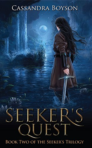 Seeker's Quest (Seeker's Trilogy Book 2) by [Boyson, Cassandra]