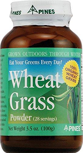 Pines 3.5oz Wheat Grass powder