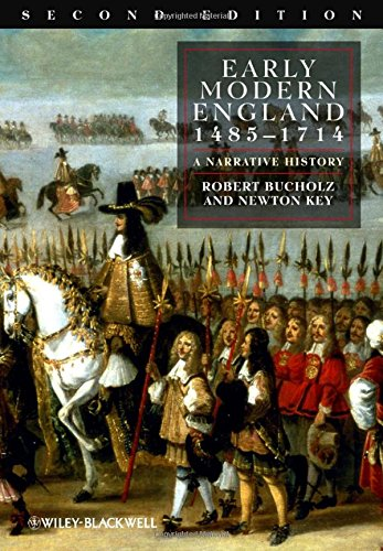 Early Modern England 1485-1714: A Narrative History