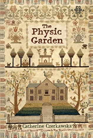 book cover of The Physic Garden