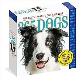 amazon 365 dogs 2019 calendar inc workman publishing co breeds