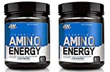 Cheap Optimum Nutrition Essential Amino Energy, Pack of Two 65 Servings (Blue Raspberry 2 x 65svgs)