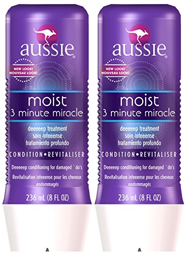 Aussie Moist 3 Minute Miracle Moist Deeeeep Liquid Condition