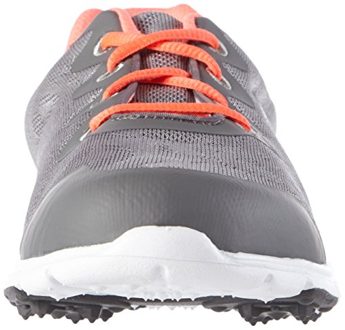 FootJoy Women's Enjoy Golf Shoes Grey Mist Size 8.5 M US by FootJoy (Image #4)