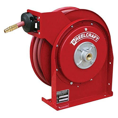 Reelcraft Premium Duty Compact Air/Water Hose Reel by Reelcraft
