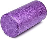 Yes4All EPP Exercise Foam Roller – Extra Firm High Density Foam Roller – Best for Flexibility and Rehab Exerci