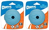 Chuckit! The Whistler Ball Large 2pk