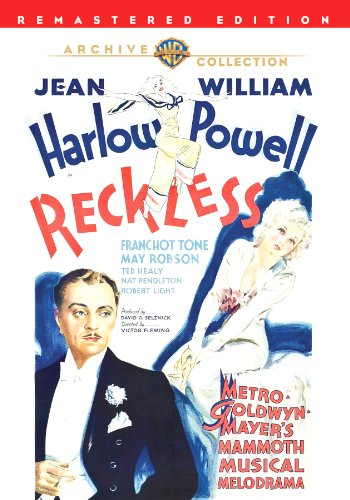 Reckless - Jean Harlow William Powell