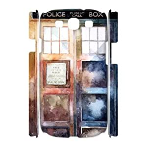 Doctor Who Brand New 3D Cover Case for Samsung Galaxy S3 I9300,diy case cover ygtg-314460