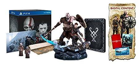 God of War Collectors Edition - PlayStation 4
