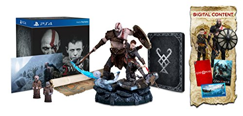 (God of War Collector's Edition - PlayStation 4)