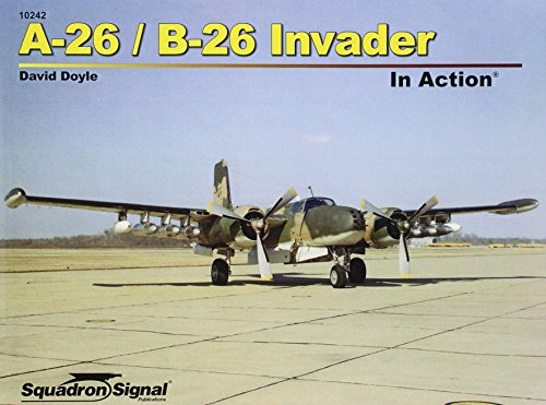 A-26/B-26 Invader In Action for sale  Delivered anywhere in USA