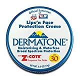 Dermatone Lips N Face Protection Creme 0.5 OZ. (14g)