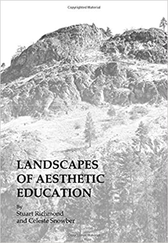 Book Landscapes of Aesthetic Education