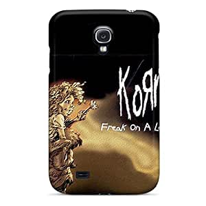 Protective Hard Cell-phone Cases For Samsung Galaxy S4 (hvk7598fKIR) Provide Private Custom High Resolution Korn Skin