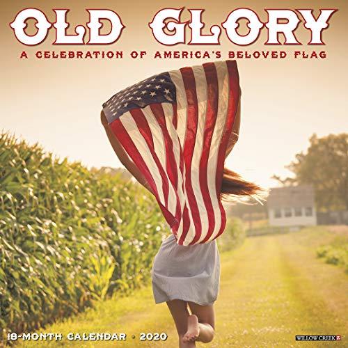 Old Glory 2020 Wall Calendar