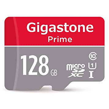 Gigastone 128GB Micro SD Card UHS-I U1 Class10 MicroSD XC Memory Card with SD Adapter High Speed Memory Card Class 10 UHS-I Full HD Video Nintendo ...
