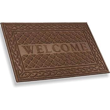 Amazon Com Half Round Door Mat Entrance Rug Floor Mats
