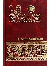 Biblia Latinoamericana Bolsillo(sin Indice) (Color may vary)