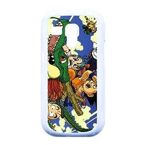 Samsung Galaxy S3 Mini i8190 Cases Cell Phone Case Cover white Cartoon Dragon Ball Z 5T6T918635