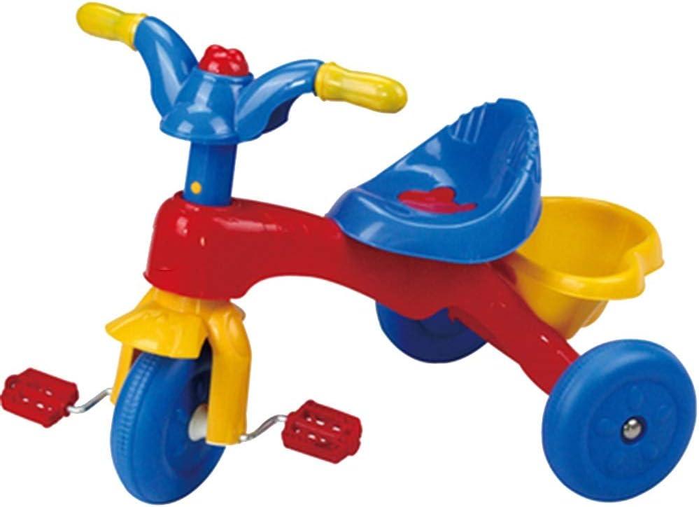 YUMEIGE triciclos Triciclo para niños con Pedal Antideslizante 1,5-5 años de Edad Regalo de cumpleaños Niños Niño Trike Peso de 20 kg Disponible (Color : Azul): Amazon.es: Jardín