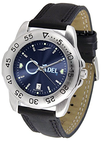 (Linkswalker Mens Citadel Bulldogs Sport Anochrome Watch)