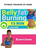 Belly fat burning exercise. HIIT Belly Pooch Burner Workout