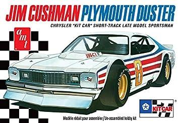 Amt Cushman Duster Kit Car Late Model Racer Stock Car