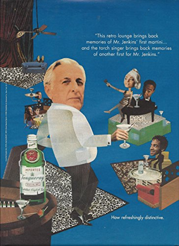 print-ad-for-1995-tanqueray-gin-mr-jenkins-blue-retro-lounge-scene