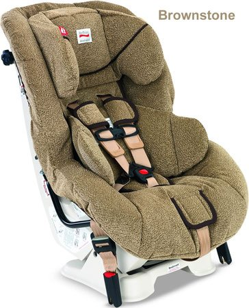 Britax Boulevard Convertible Car Seat Brownstone