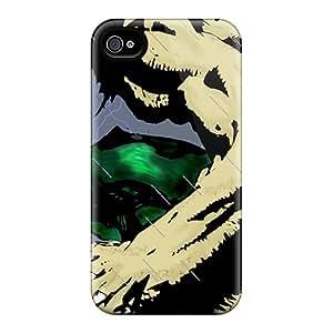 Slim New Design Hard Case For Iphone 4/4s Case Cover - ZJdArYI5864AROTV