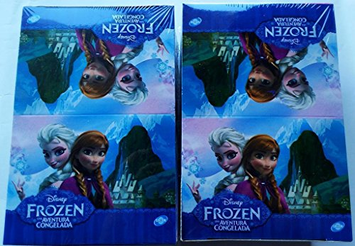 Frozen Disney Chocolate Egg Toy Surprise 12 Count for Easter (Frozen Eggs Surprise Chocolate)