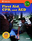 First Aid, CPR, and AED, Thygerson, Alton L., 0763751464