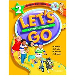 [(Let's Go: 2: Student Book with CD-ROM Pack)] [Author: R. Nakata] published on (March, 2008)