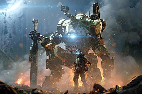 CGC Huge Poster - Titanfall 2 Ronin Xbox One