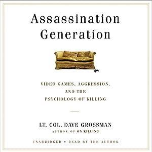 Assassination Generation Audiobook