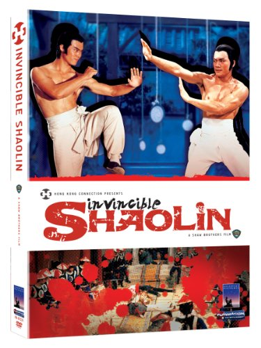 (Invincible Shaolin (Shaw Brothers))