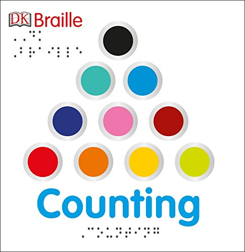 DK Braille: Counting (Toys For The Blind)
