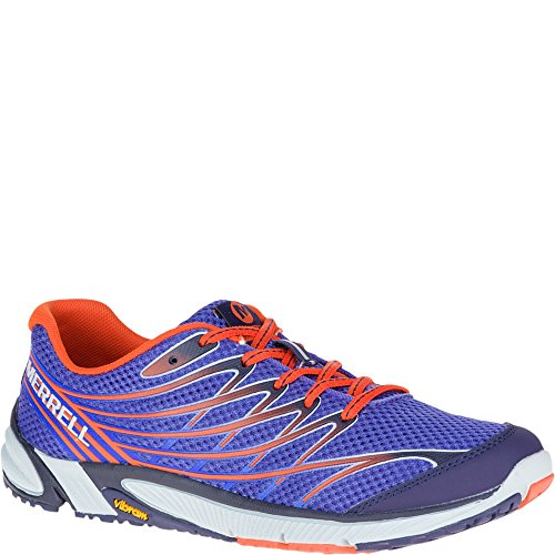 Merrell Women's Bare Access Arc 4 Trail Running Shoe, Violet Storm, 7.5 M US