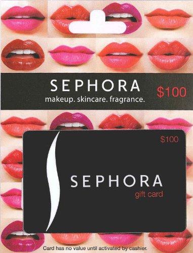 Sephora Gift Card $100