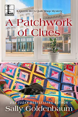 """A Patchwork of Clues"" Cover"
