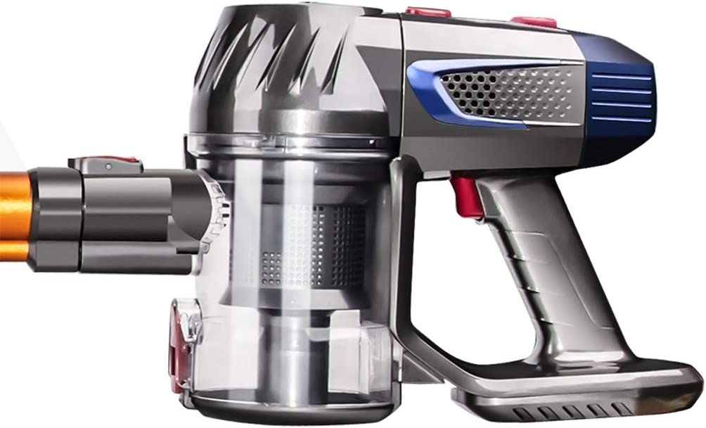 Aspirateur à main sans fil Deux-en-un étage brosse for enlever la poussière et Acariens Petit à haute puissance et humide Machine de nettoyage à sec (Color : A) B
