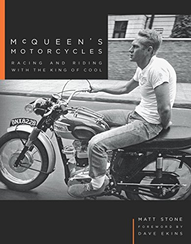 Download PDF McQueen's Motorcycles - Racing and Riding with the King of Cool