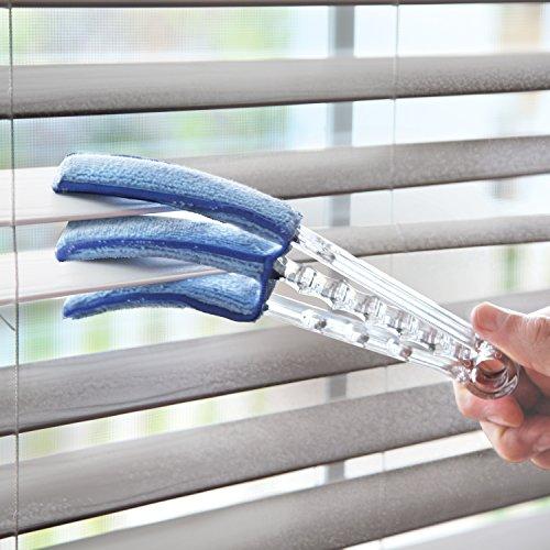 Microfiber Window Cleaner Triple Duster